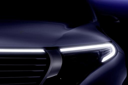 Everything We Know About Mysterious New Mercedes EQ — Which Ain't Much