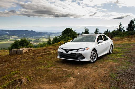 2018 Toyota Camry: Everything You Should Know