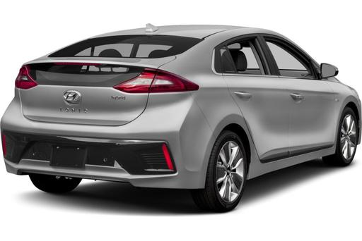 2017 Hyundai Ioniq Hybrid: Recall Alert