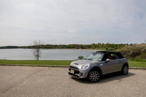 2016 Mini Cooper S Convertible: First Drive