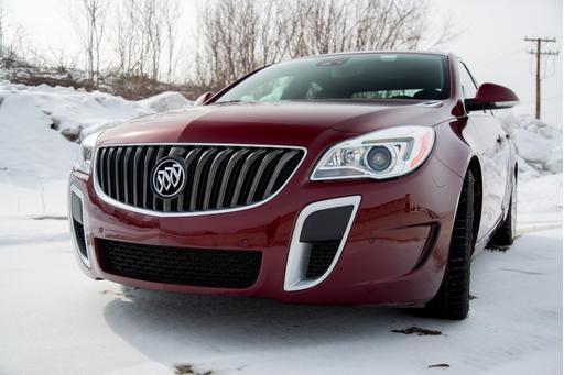 2016 Buick Regal Review
