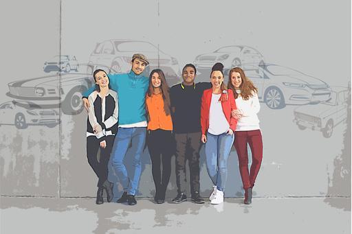 Six Hip Cars for Millennials
