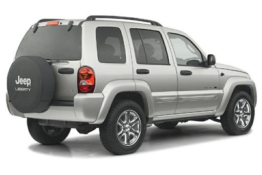 Recall Alert: 2003 Jeep Liberty, 2004 Grand Cherokee