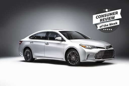 Consumer Review of the Week: 2016 Toyota Avalon