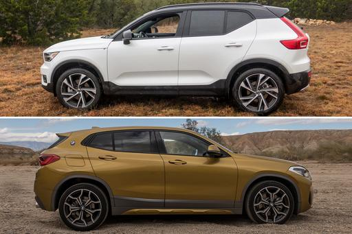 Battle of the X's: Is the BMW X2 the Anti-Volvo XC40?