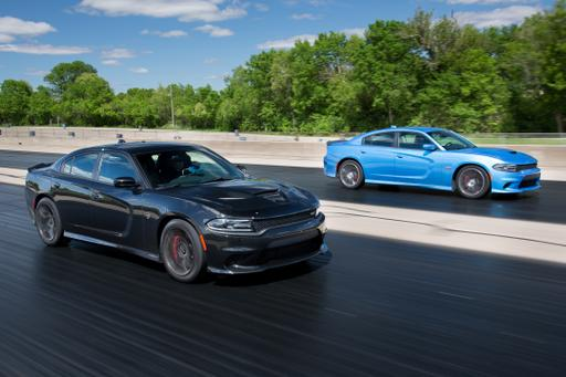 Drag-Strip Tested: 2015 Dodge Charger R/T Scat Pack