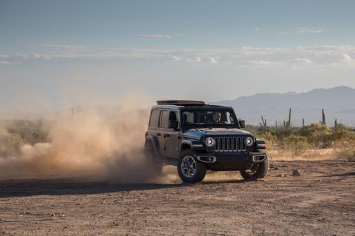 Top 5 Reviews and Videos of the Week: Y'all Really Like the 2018 Jeep Wrangler, Huh?