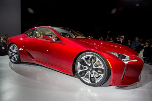 The Lexus LC 500's Looks Thrill, But Will It Deliver Driving Excitement?