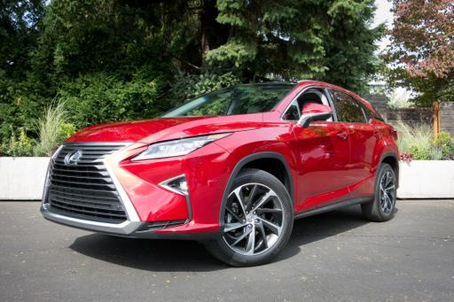 2017 Lexus RX: What's Changed