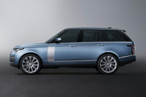 2019 Land Rover Range Rover: What's Changed