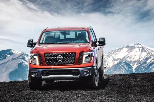 2018 Nissan Titan's Improved Safety Scores Top What's New on PickupTrucks.com
