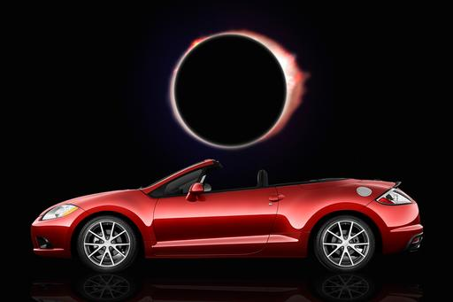 6 Cars, 6 Tips for the Solar Eclipse