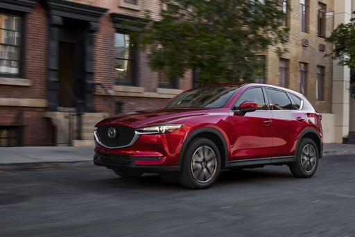 2019 Mazda CX-5 Earns Sixth Straight Top Safety Award