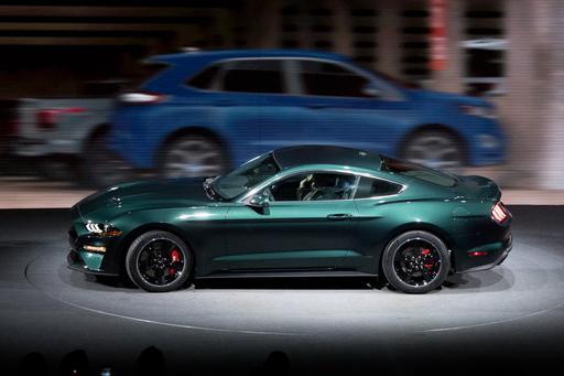 2019 Ford Mustang Bullitt Photo Gallery: Chasing a Legend