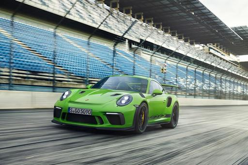 2019 Porsche 911 GT3 RS Line Adds Outrageous Power, Price, Paint Job
