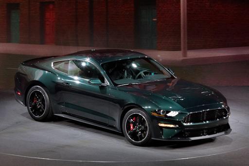 2019 Ford Mustang Bullitt Photo Gallery: Chasing a Legend