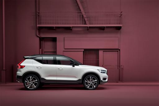 2019 Volvo XC40 Review: Photo Gallery