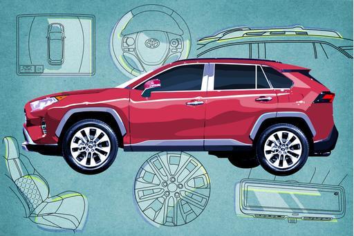 Which 2019 Toyota Rav4 Trim Should I Le Xle Premium