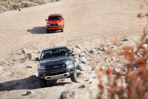 Biggest News Stories of the Week: Ford Ranger, Toyota Tacoma Square Off