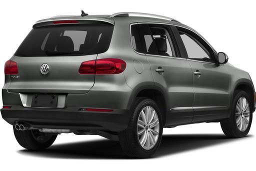 2017-2018 Volkswagen Tiguan: Recall Alert