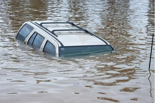Watch Out for Flood of Water-Damaged Used Cars