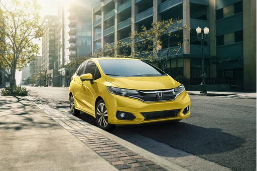 2018 Honda Fit Review: First Look