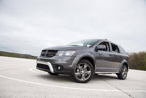 2015 Dodge Journey: Family Hits and Misses