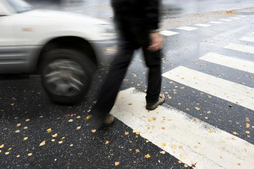 One Emergency Stop Will Make You Want Pedestrian Braking System