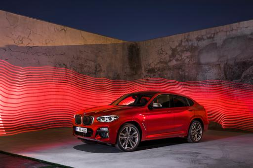 2019 BMW X4 Expands With More Interior Space, Tech