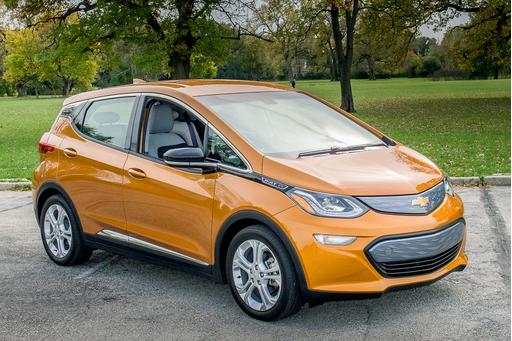 2017 Chevrolet Bolt EV: Our View