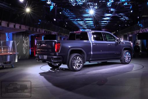 2019 GMC Sierra 1500 Denali: First Look Video