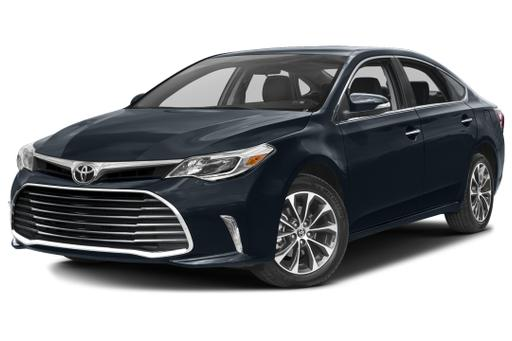 Recall Alert: 2016 Toyota Avalon, Camry