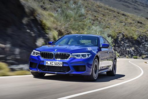 2018 BMW M5 Preview
