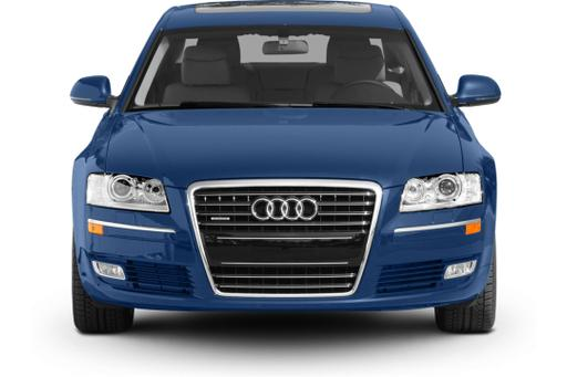 Recall Alert: 2007-2009 Audi A8, S8