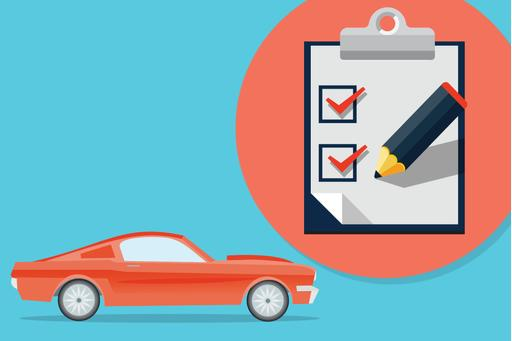 Used-Car-Buyer's Checklist