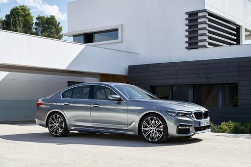 BMW Announces 2017 5 Series Prices Ahead of Detroit