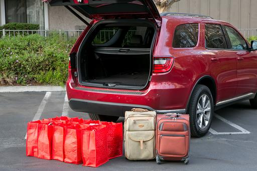 2015 Dodge Durango: Road Trip