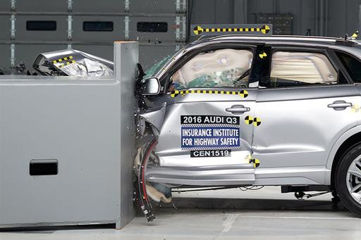 2016 Audi Q3 Is a Top Safety Pick