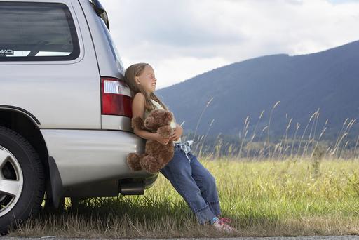 A Locked Car Can Prevent Child Heatstroke Death