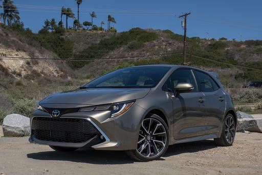 2019 Toyota Corolla Hatchback First Drive: the Changes It Needed
