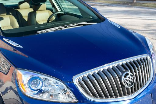 Report: Buick Questions Verano's Future