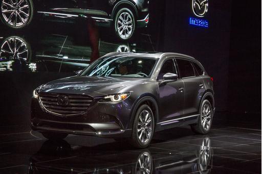 2016 Mazda CX-9 Gas Mileage Improves 5-6 mpg