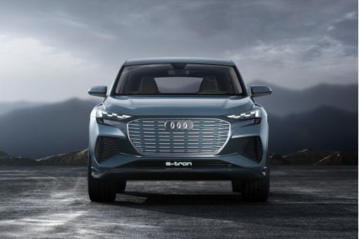 Get Comfy With the Concept, 'Cuz the Audi Q4 e-tron Is Coming