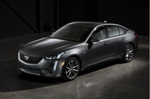 Cadillac CT5 Hopes to Hit the Right Notes With Luxury Sedan Shoppers