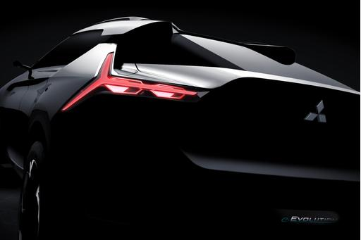 Mitsubishi Electric SUV Concept Puts 'E' in Evolution