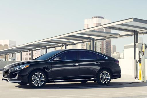 Hyundai Juices Refreshed 2018 Sonata Plug-In Hybrid With Price Cut