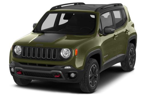 Recall Alert: 2015 Jeep Renegade