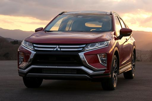 2018 Mitsubishi Eclipse Cross to Reach Totality in L.A.