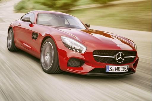 Mercedes Offers New 'Bargain' AMG GT — If You Can Live With Leatherette