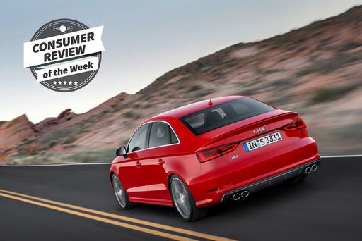 Consumer Review of the Week: 2016 Audi S3